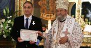Secretarul de stat, Cristian Roman: Un cadou neprețui- CRUCEA ȘAGUNIANĂ