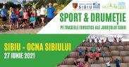 Sport și Drumeție pe traseele turistice ale județului Sibiu