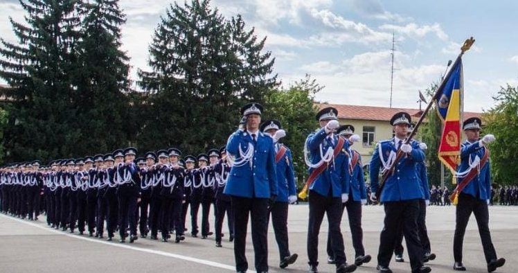 IPJ Sibiu: Primul pas în cariera de ofițer în MAI este să îți depui dosarul de recrutare