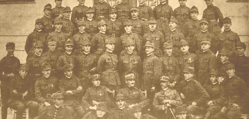 """100 de ani de la primul examen de absolvire al Școlii Militare de Infanterie nr. 2 din Sibiu- promoția """"Victoria"""""""