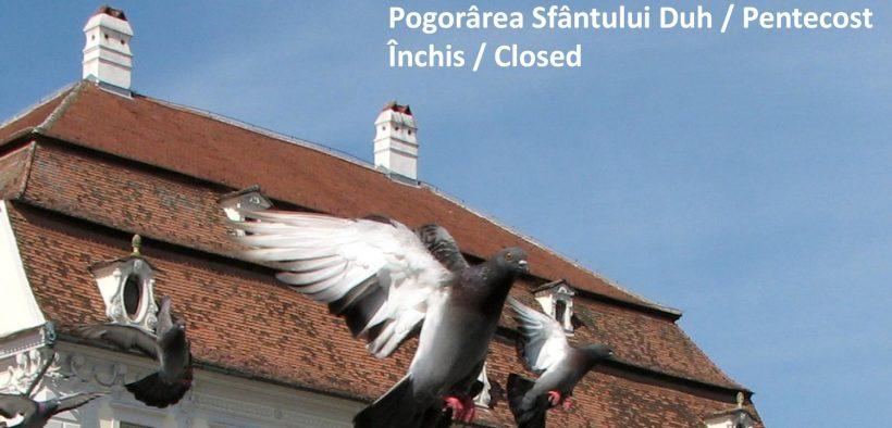 Muzeul Național Brukenthal va fi închis în mini-vacanța de Rusalii