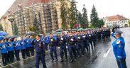 Jandarmeria Sibiu recrutează candidați