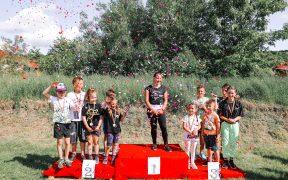 Peste 80 de copii au concurat la Exatlon Șura Mare