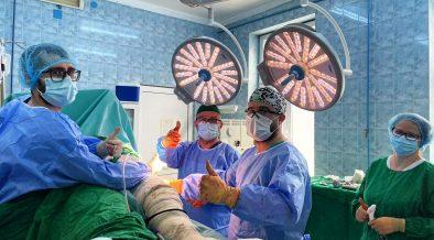 VIDEO- Investiție în valoare de 22.000 euro la Blocul Operator Ortopedie