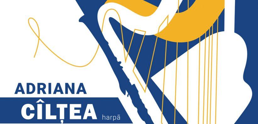 """Turneul naţional """"O harpă de poveste"""" revine la Sibiu"""