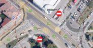 Pasajul pietonal subteran Andrei Șaguna se închide traficului pietonal