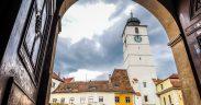 Primăria Sibiu se alătură programului național Noaptea Muzeelor cu turnurile de pe strada Cetății și Turnul Sfatului
