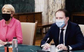 Premierul Florin Cîțu și ministrul Raluca Turcan, vizită de lucru la Sibiu