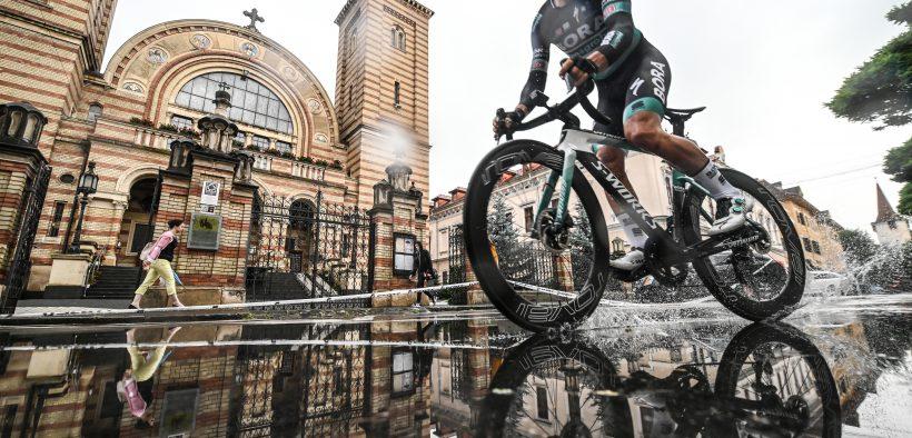 Turnul Ciclist Sibiu restricționează traficul