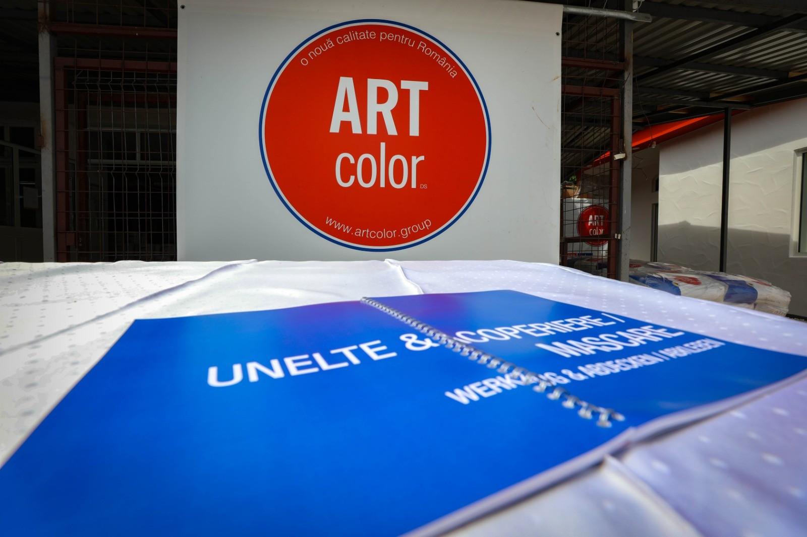 Magazinul Artcolor și-a deschis porțile de 1 iunie