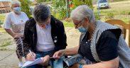 VIDEO- Dan Barna: Vaccinarea în comuna Micăsasa - dovada că se poate!
