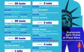 """Orchestra Filarmonicii Sibiu cântă în deschiderea """"Zilelor Muzicale Româno-Americane"""""""