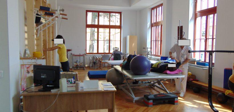 SCJU Sibiu implementează servicii de recuperare medicală post COVID-19 în cadrul Secției Clinice Recuperare Medicală I