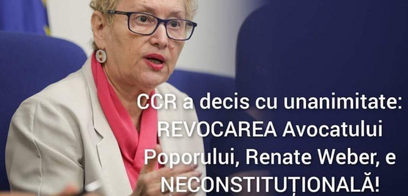 PSD Sibiu: Ilegalitațile făcute de coaliția PNL - USR, oprite de Curtea Constituțională (C.P.)