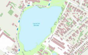 Primăria Sibiu ia măsuri pentru fluidizarea traficului în zona de agrement Lacul lui Binder