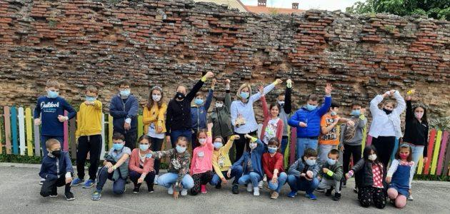 Ziua Copilului, sărbătorită de elevii CNOG