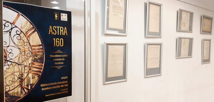 Expoziție documentară la Biblioteca Județeană ASTRA Sibiu