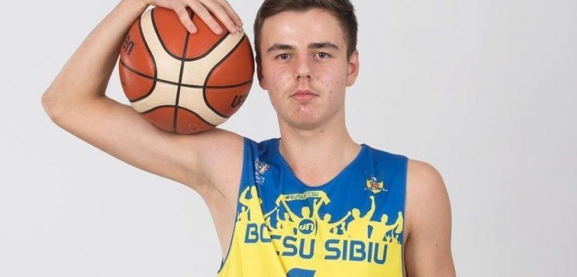 Bogdan Bădițascu, convocat în lotul național U16 al României