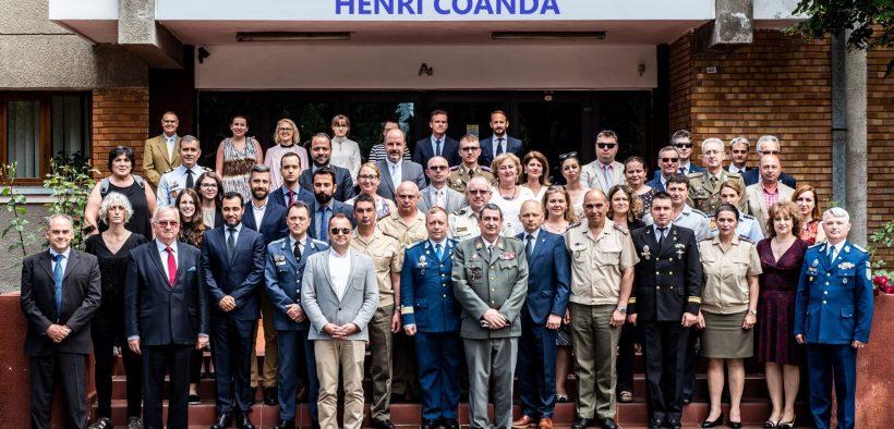 AFT, prezentă la întâlnirea Grupului de Implementare din cadrul Iniţiativei Europene de Schimb a Tinerilor Ofiţeri