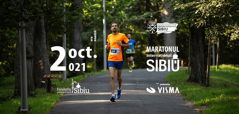 Maratonul Sibiului a dat startul înscrierii pentru alergători