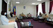 Vizită de mare anvergură la AFT Sibiu