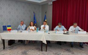 Daniela Cîmpean, prezentă la ședința ordinară a Consiliului pentru Dezvoltare Regională Centru
