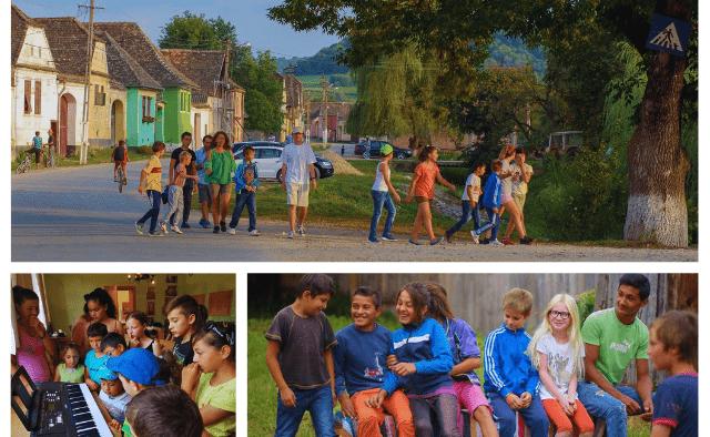 Patru școli de vară pentru copii și adolescenți din Alma Vii, Mălâncrav și Florești
