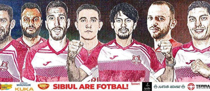 FCH își prezintă membrii lotului noului sezon
