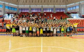 Sibiu International Summer Camp 2021 by Porsche BBA din Ludwigsburg a debutat cu ceremonia de deschidere