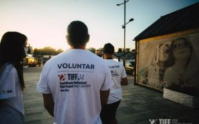 Vino în echipa voluntarilor TIFF Sibiu