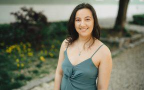 Andra Săraru, una dintre elevele de 10 la BAC ale CNOG, rămâne să studieze în Sibiu