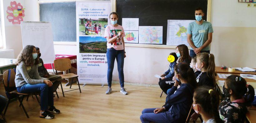 """Fundația Mihai Eminescu Trust organizează în Archita primele activități ale proiectului """"ȘURA: Laborator de experimentare și implicare civică incluzivă"""""""