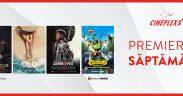 Ce filme noi vedem la Cineplexx SIBIU din 23 iulie