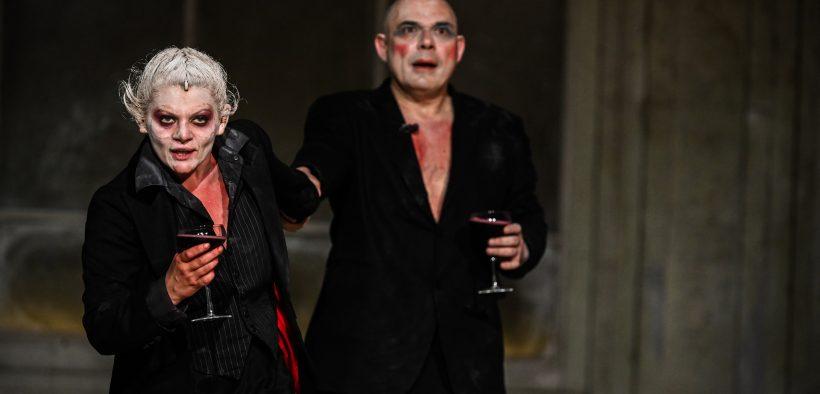 """""""Faust"""", în regia lui Silviu Purcărete, în august, pe scena TNRS"""