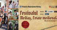 """În weekend sunt invitați la """"Mediaș, Cetate Medievală –Târg de Meșteșuguri Vii"""""""
