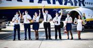 Primul zbor de la Sibiu spre Bologna, ea de-a doua destinație din Italia disponibilă de la aeroportul nostru