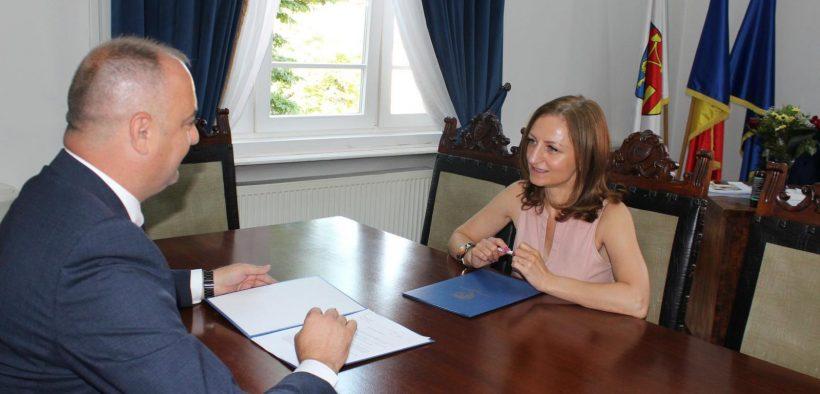Protocol de colaborare între Consiliul Județean Sibiu și Direcția Sanitară Veterinară și pentru Siguranța Alimentelor Sibiu