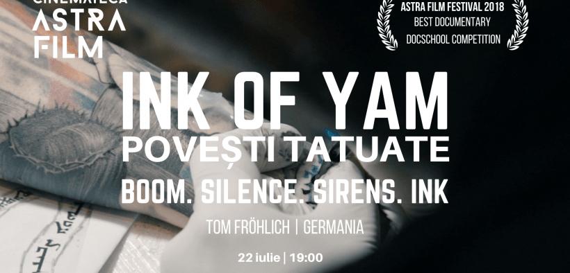 """Cinemateca ASTRA Film îți prezintă """"Povești tatuate""""- o imagine a Ierusalimului"""