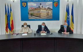 Lucian Bode susține că aeroportul din Sibiu va avea câine ce vor depista COVID-19