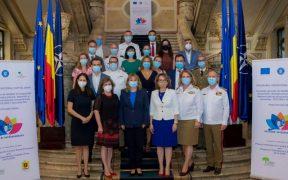 Secretarul de stat Cătălina Bădoiu a participat la lansarea proiectului pentru prevenirea cancerului colorectal