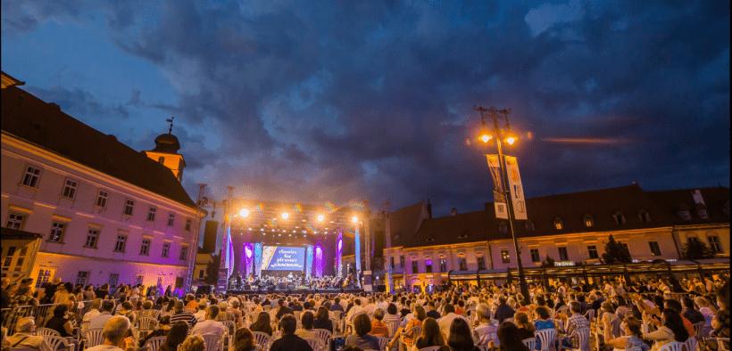 Peste 1.200 de melomani au participat la a XI-a ediție a festivalului Classics for Pleasure!