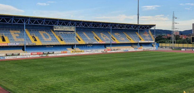 S-au pus în vânzare biletele la partida dintre Gaz Metan Mediaș – CS Mioveni