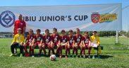 Juniori ASFC Interstar Sibiu,născuți în anii 2014, 2013 și 2006, au adus medalii acasă