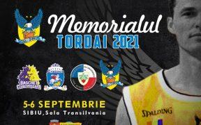 Baschetul revine la Sala Transilvania o dată cu Memorialul Tordai 2021
