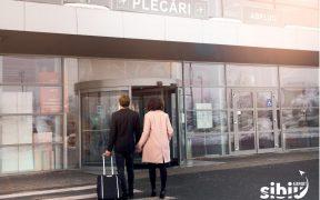 Vino în echipa Aeroportului Internațional Sibiu