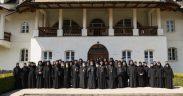 Sinaxă a stareților și starețelor din Arhiepiscopia Sibiului