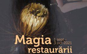 """Muzeul Național Brukenthal va găzdui timp de o lună expoziția """"Magia restaurării"""""""