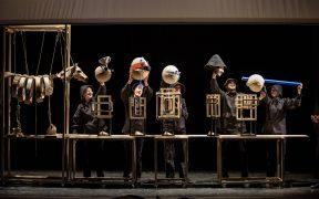 Harap Alb se vede pentru ultima dată în acest an, la Teatrul Gong!