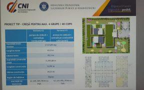 Primăria Mediaș va construi o nouă creșă în cartierul Vitrometan