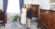 Kerstin Ursula Jahn s-a întâlnit cu Daniela Cîmpean